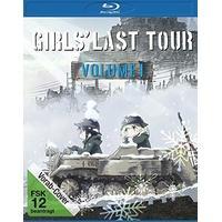 Produktbild Girls' Last Tour - Volume 1 (Blu-ray)