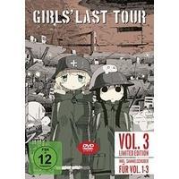 Produktbild Girls Last Tour (DVD), Vol. 3