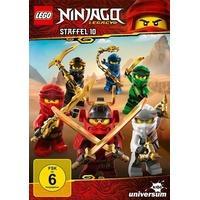 Produktbild LEGO Ninjago: Masters of Spinjitzu, Staffel 10 (2018, DVD)