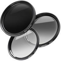 Produktbild walimex pro Graufilter Komplett Set 72 mm