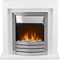 Produktbild EL Fuego Ay713 Bologna Elektrokamin Heizung Ofen Kamin 1000 / 2000 Watt + FB NEU