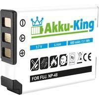 Produktbild Akku-King Akku kompatibel zu Fuji Fujifilm XQ1 - ersetzt NP-48 - Li-Io
