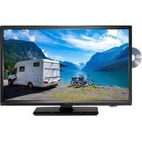 Produktbild Reflexion LDDW24N LED-TV 60cm 24 Zoll EEK A (A++ - E) DVB-T2, DVB-C, DVB-S, Full HD, DVD-Player, CI+