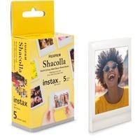 Produktbild SHACOLLA BOX Film fr Instax Bilder oder andere Photos 55 Stk. (Wei)