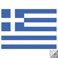 Produktbild Flagge Griechenland 90x150cm mit Befestigungsösen