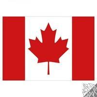 Produktbild Flagge Kanada 90x150cm mit Befestigungsösen