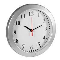 Produktbild Technaxx Video Wall Clock HD 720P Mechanical wall clock Kreis Silber