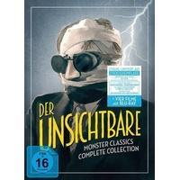 Produktbild Der Unsichtbare - Monster Classics - Complete Collection | Blu-ray Disc | 6 DVD | 2 Blu-ray Discs