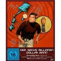 Produktbild Der Sechs Millionen Dollar Mann - Die komplette Serie (Blu-Ray) | Blu-ray Disc | 12 Blu-ray Discs