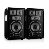 "Produktbild TX8 Paar 20cm (8) Passiv-PA-Lautsprecher 100W RMS"""