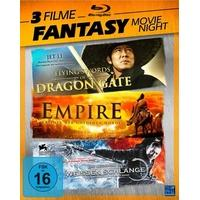 Produktbild Fantasy Movie Night, 3 Blu-ray
