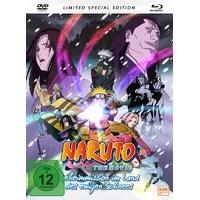 Produktbild Naruto - Geheimmission im Land des ewigen Schnees - The Movie, 1 DVD + 1 Blu-ray