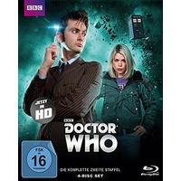 Produktbild Doctor Who - Staffel #2 (Br) LE Digi Min: 672Ddws Flg 14-26, 5Disc, 3000St - KSM K5421 -...