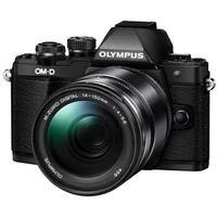 Produktbild Olympus OM-D E-M10 Mark II schwarz Kit 14-150 mm f/4,0-5,6 M.zuiko Dig