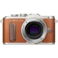 Produktbild Olympus PEN E-PL8 braun
