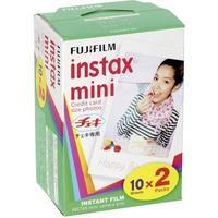 Produktbild Fujifilm 1x2 Instax Film Mini Sofortbild-Film