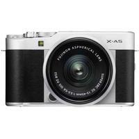Produktbild Fujifilm X-A5 Kit silver + XC 15-45 OIS PZ