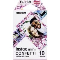 Produktbild Fujifilm Instax Mini Confetti Sofortbild-Film Bunt