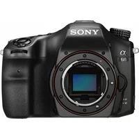 Produktbild Sony Alpha ILCA-68 Spiegelreflex Kamera Body, 24,2 Megapixel, OLED Sucher schwarz