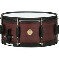Produktbild TAMA Wp1465bk-bww - Woodworks Snare - 14 X 6,5 Zoll - Burgundy Walnut Wrap