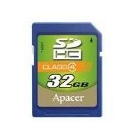 Produktbild Apacer 32GB Secure Digital Card (AP32GDSHC4-R)