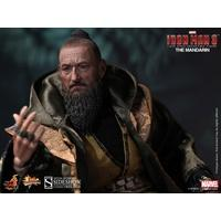 Produktbild Iron Man 3 Movie Masterpiece Actionfigur: The Mandarin (Hot Toys)