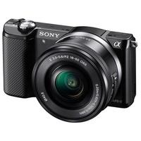 Produktbild Sony Alpha 5000 Kit schwarz inkl. E 16-50mm