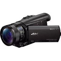 Produktbild Sony FDR-AX100 Handycam 4K (Ultra-HD) Camcorder, WLAN, NFC schwarz