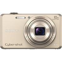 Produktbild Sony Cyber-Shot DSC-WX220 Super Zoom Kamera, 18,2 Megapixel, 10x opt. Zoom goldfarben