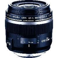 Produktbild CANON 0284B007 - Objektiv, Foto, 60mm, F2,8, EF-S