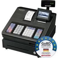 Produktbild Sharp Registrierkasse XE-A177 BK - anthrazit - >>> Unser TOP Monatsangebot