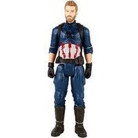 Produktbild Hasbro Marvel Avengers Infinity War - Captain America Actionfigur