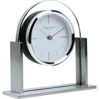 Produktbild INOSIGN Tischuhr London Clock 1922 aus Edelstahl, Metall/Glas silberfarben