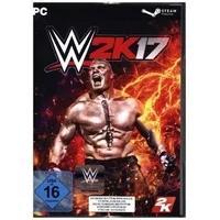 Produktbild WWE 2K17, 1 DVD-ROM
