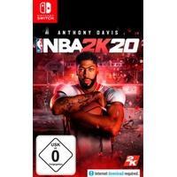 Produktbild NBA 2k20 - Nintendo Switch