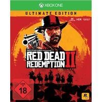 Produktbild Red Dead Redemption 2 XB-One U.e. Ultimate Edition - Take2 36011 - (XBox One / Rollenspiel)