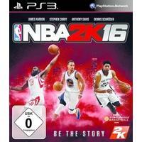Produktbild NBA 2K16 (PS3)