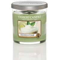 Produktbild YANKEE CANDLE Kleine Perfect Pillar Kerze VANILLA LIME 198 g Duftkerze