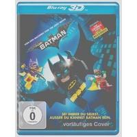 Produktbild The LEGO Batman Movie 3D, 1 Blu-ray