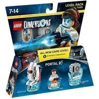 Produktbild Lego Dimensions - Portal 2: Level Pack