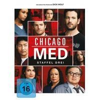 Produktbild Chicago Med - Staffel 03 (DVD)