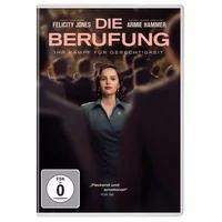Produktbild Die Berufung - Ihr Kampf um Gerechtigkeit, 1 DVD