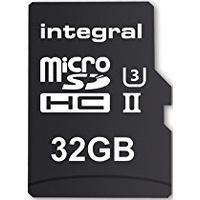 Produktbild INTEGRAL Micro SDHC-Card 32GB Ultima Pro V90 (280/240MB/s)
