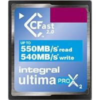Produktbild INTEGRAL CFast Card Ultima Pro X2 128GB 3600x