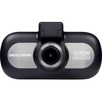 Produktbild NextBase 412GW Dashcam mit GPS Blickwinkel horizontal max.=140° Display