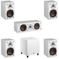 Produktbild Dali Spektor 1 Surround Set 5.1 weiß