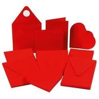 Produktbild Karten und Umschläge, Kartengröße 7,5-15 cm, Umschlaggröße 8