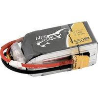 Produktbild Tattu Modellbau-Akkupack (LiPo) 14.8V 1550 mAh Zellen-Zahl: 4 75 C Softcase XT60