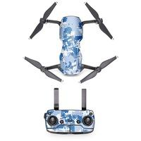 "Produktbild PGYTECH - DJI Mavic Air - Decal ""Camo Blue"""