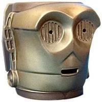 Produktbild Star Wars 43059 - C3PO 3D Plastiktasse 9 x 9 x 10 cm